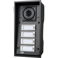 2N Helios IP Force - 4 buttons