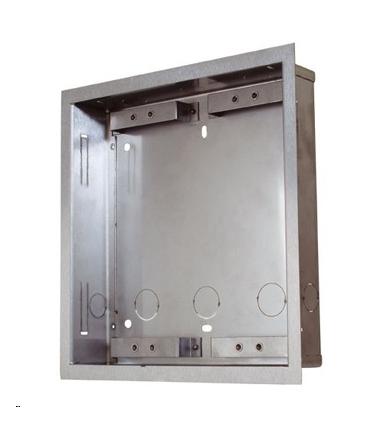 2N® Helios flush fixed box for 2 mo