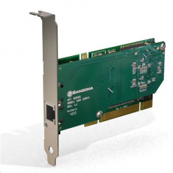 Sangoma board 1E1 PCI