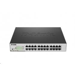 Easy Smart 24 ports Gigabit, 12 por