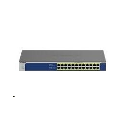 24-PORT GE HIGH-POWER PoE+ UNMANAGE