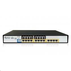 Mediant 500L with 4 BRI Voice Inter