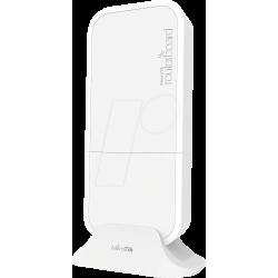 MikroTik Access Point RBwAPR-2nD&R11e-LTE, wAP LTE Kit, 2.4 GHz, 1x 10/100, with